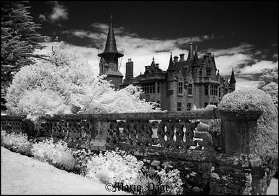CASTLES OF SCOTLAND MARIO PAGE